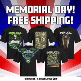 JSR Memorial Day Sale