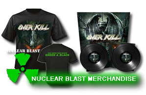 Official Overkill Merchandise