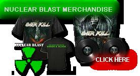 Nuclear Blast Merchandise